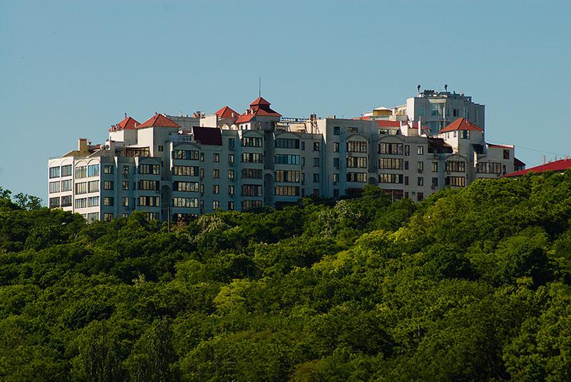 Дома на Дунаева
