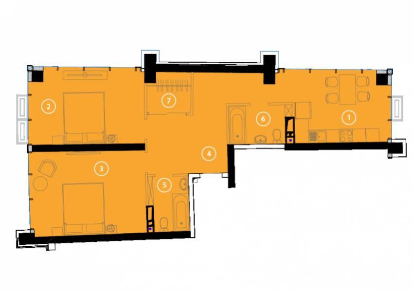 Авторский район