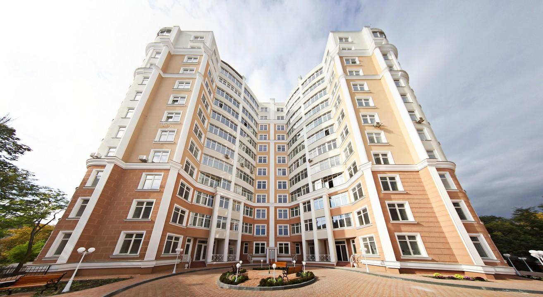 Дома Каркашадзе в переулке Каркашадзе