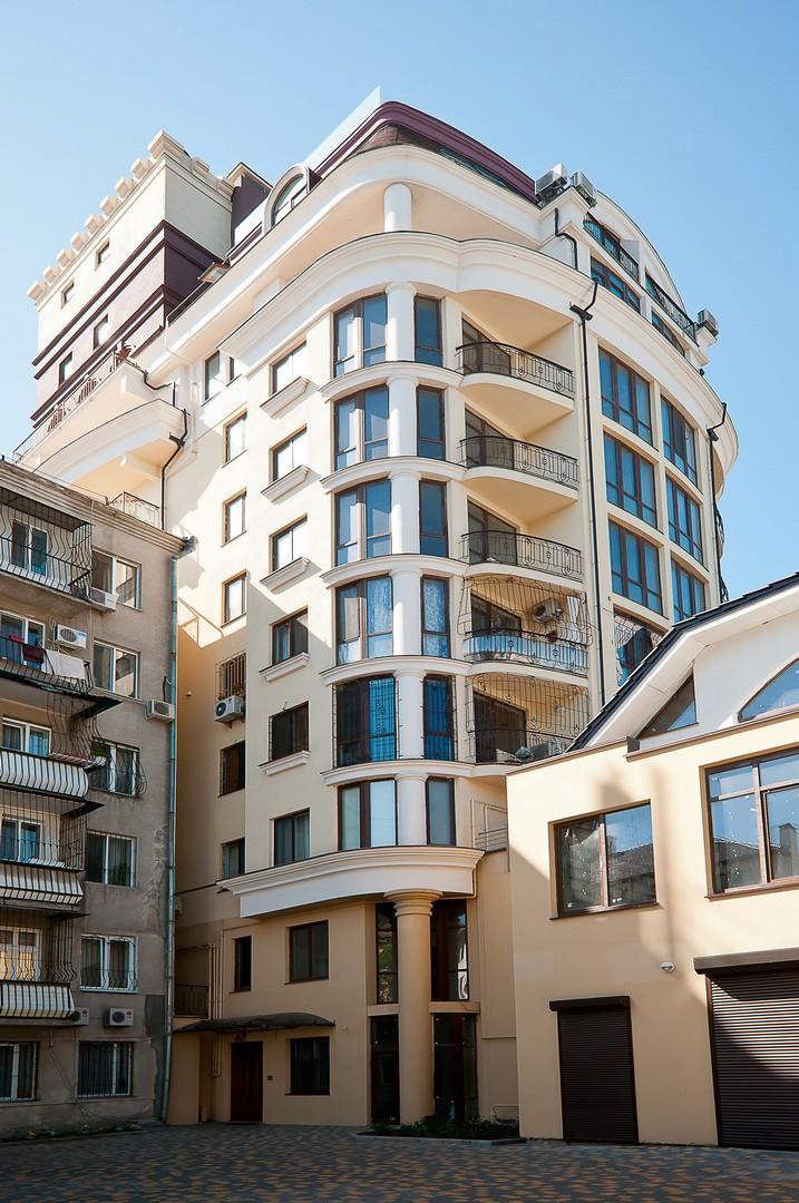 Дом на Маразлиевской
