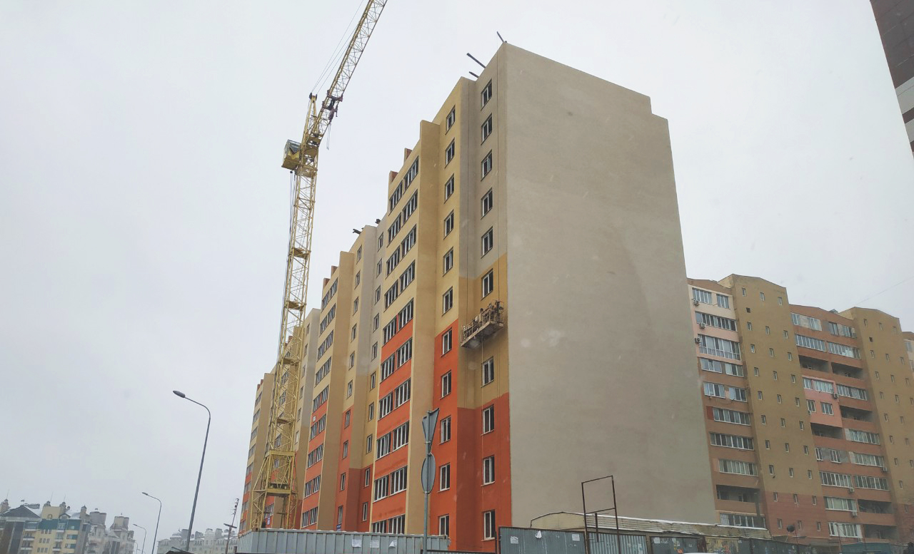 ЖК на Сахарова