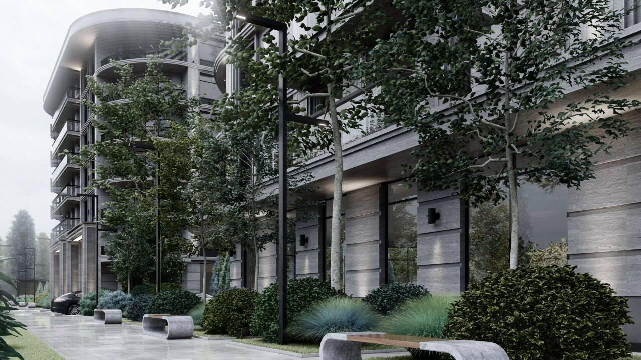 Дом на Лидерсовском бульваре