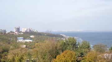 3-х комнатная квартира с видом на море в домах Каркашадзе