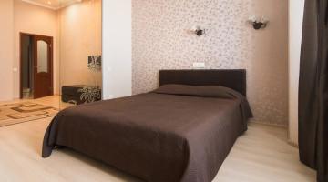 Продам 1-комнатную квартиру в Центре с дизайнерским ремонтом.