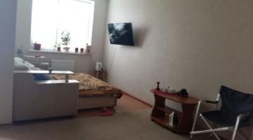Продается 1-комнатная квартира-студия 28 м²  в ЖК 7 Небо