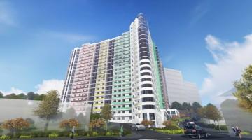 Смарт-квартира в ЖК Акварель на Молдаванке отличной планировки