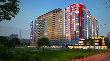 Продается смарт квартира в ЖК Акварель на Таирова.