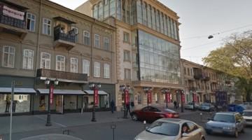 Аренда офиса, магазина, шоу-рума в БЦ на Греческой