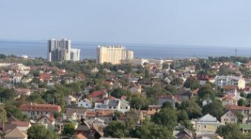 Двухкомнатная квартира с отличным видом на море в ЖК