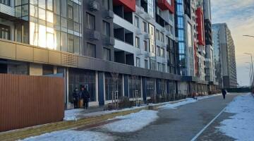 Аренда помещения 198 кв.м на Таирова в новом ЖК