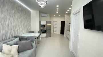 Двухкомнатная квартира с шикарным ремонтом ЖК