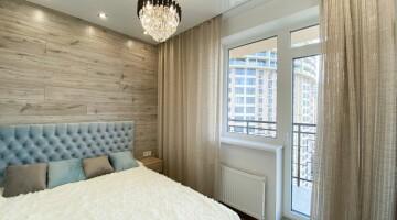 Продам 2-комнатную квартиру ЖК 51 Жемчужина с дизайнерским ремонтом